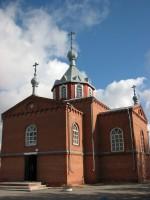 Иоанно-Богословский храм с.Здвинск