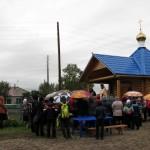 Часовня Александра Невского с.Цветники