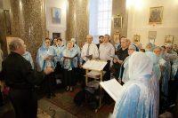 Предстоятель Русской Церкви призвал возрождать народное пение в храмах