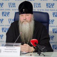 Визит митрополита Тихона в Карасукскую епархию