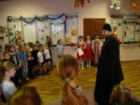 С рождественской радостью к учащимся