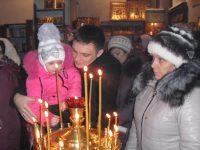 Праздник Рождества Христова в ордынском соборе