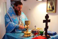 Празднование Иверской иконы Божией Матери в Карасуке