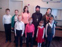 Детская воскресная школа в г. Карасуке