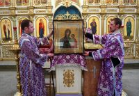Крестный  ход, посвященный 5-летию Карасукской епархии