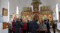 Урок в Кочковском храме