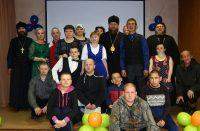 Пасха Христова в домах инвалидов и школах-интернатах Новосибирской области, 2017 г. (видео)