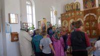 Экскурсия в кочковский храм