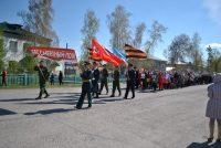День Победы в Здвинске