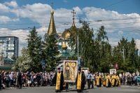21 мая в Новосибирске пройдет крестный ход ко Дню славянской письменности и культуры