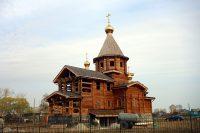Освящение Покровского храма в с. Верх-Каргате