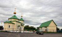 Долгожданное освящение храма св. мч. Иоанна Воина  села Ивановки (видео)