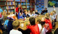 Начало занятий  воскресной школы при Кафедральном соборе г. Карасука (видео)