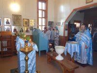 Престольный праздник в храме «Неопалимая купина» р. п. Ордынского