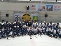 Новый вид проповеди: как хоккей может привести в храм