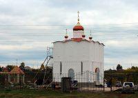 12 октября состоится открытие и освящение храма во имя св. благоверного князя Глеба  с. Кирзы Ордынского района