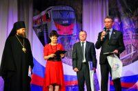 Поезд «За духовное возрождение России» прибыл в Чистоозёрный  и Купинский районы (видео)