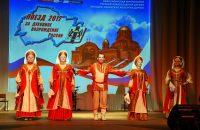 Поезд «За духовное возрождение России» в Карасукском и Баганском районах