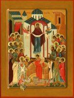 Проповедь на праздник  Покрова Божией Матери