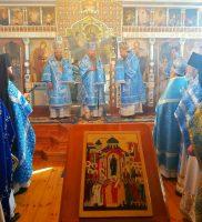 Праздник Покрова Пресвятой Богородицы и 20-летие Завьяловского Покровского мужского монастыря