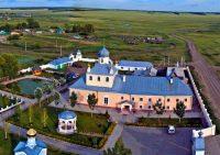 20-летие Михаило-Архангельского мужского монастыря с. Козихи Ордынского района