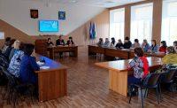 Работа  круглых столов  на VI Ордынских Рождественских образовательных чтений в Ордынске 13 -17 ноября 2017года