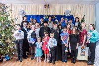 Рождество Христово у  детей-сирот в детских домах в 2018 году