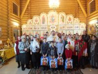 Рождество Христово в Багане