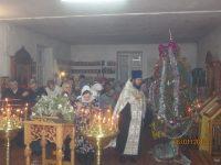 Праздник Светлого Рождества в Довольном
