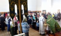Праздник Рождества Христова в Здвинске