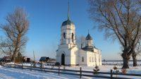 Рабочая поездка епископа Филиппа в село Чингиссы и Нижнекаменку