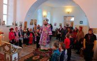 Архиерейский визит в село Мироновку (видео)