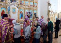 Архиерейское служение в Здвинском районе (видео)