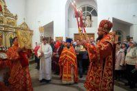 Пасха Христова в Кафедральном соборе г. Карасука(видео)