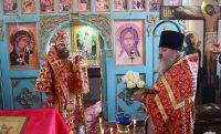 Епископ Филипп совершил Божественную литургию в день памяти блж. Матроны Московской (видео)