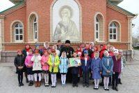 Воспитанники Ивановской воскресной школы в гостях у епископа Филиппа