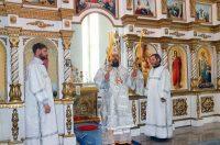 Архиерейское  служение  в  день  памяти  св. апостола Иоанна  Богослова  р. п. Ордынское