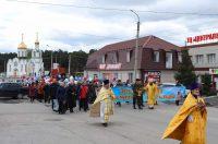 Крестный ход в День славянской письменности и культуры в Ордынске