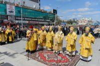В Новосибирске прошел многотысячный крестный ход