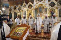 Состоялись праздничные богослужения в честь Вознесения Господня