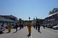 Крестный ход в Ордынске, посвященный Дню славянской письменности и культуры