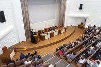 Владыка Тихон встретился с учителями Новосибирска