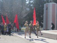 День Великой Победы в с. Довольном