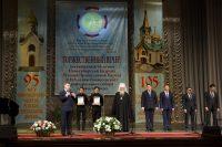 Епископ Филипп принял участие в праздновании 95-летия Новосибирской Епархии и 105-летия Вознесенского кафедрального собора