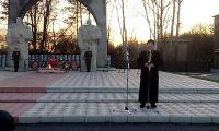Акция «Свеча памяти» в Здвинске