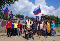 Православный детский лагерь в 2018 году