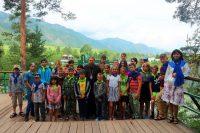 Епископ Филипп с детьми православного детского лагеря совершил паломническую поездку в Горный Алтай (видео)