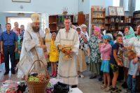 Праздник Преображения Господня в Ордынске
