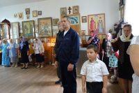 Празднование Рождества святителя Николая в ордынском храме