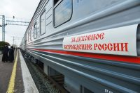 В Новосибирской области в октябре пройдет акция Поезда «За духовное возрождение России»